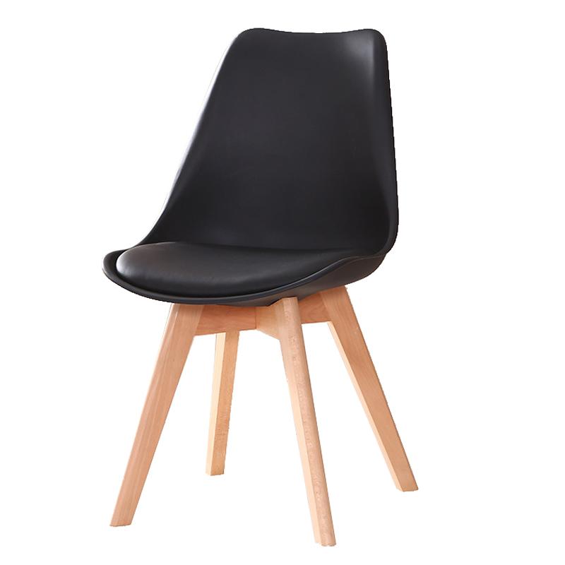 Ghế Jumy hiện đại màu đen