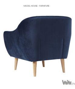 Mặt sau ghế Victoria