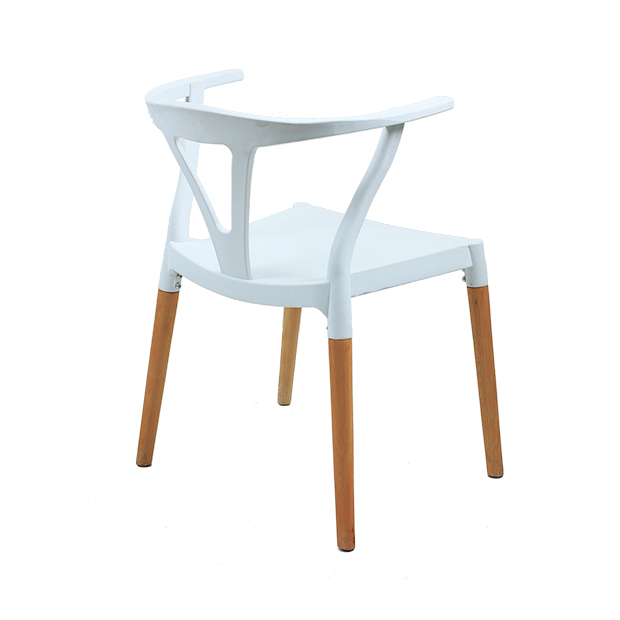 Mẫu ghế cafe trà sữa hiện đại WC013