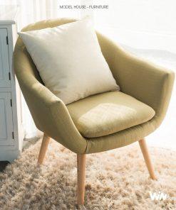 Mẫu ghế sofa đơn nhỏ gọn Armchair 001