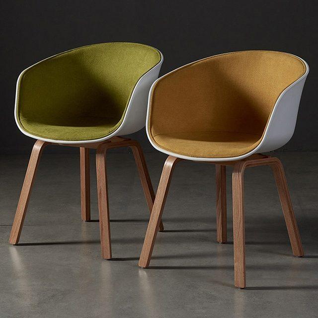 Calla chair mẫu ghế đẹp hiện đại WC101