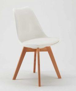Ghế nội thất Bắc Âu Hali chair WC103