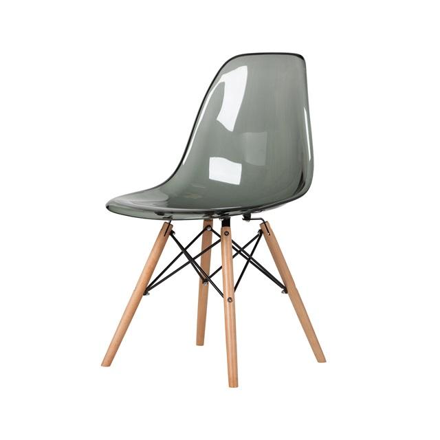 Ghế bàn ăn Win chair Evie nhựa trong WC096