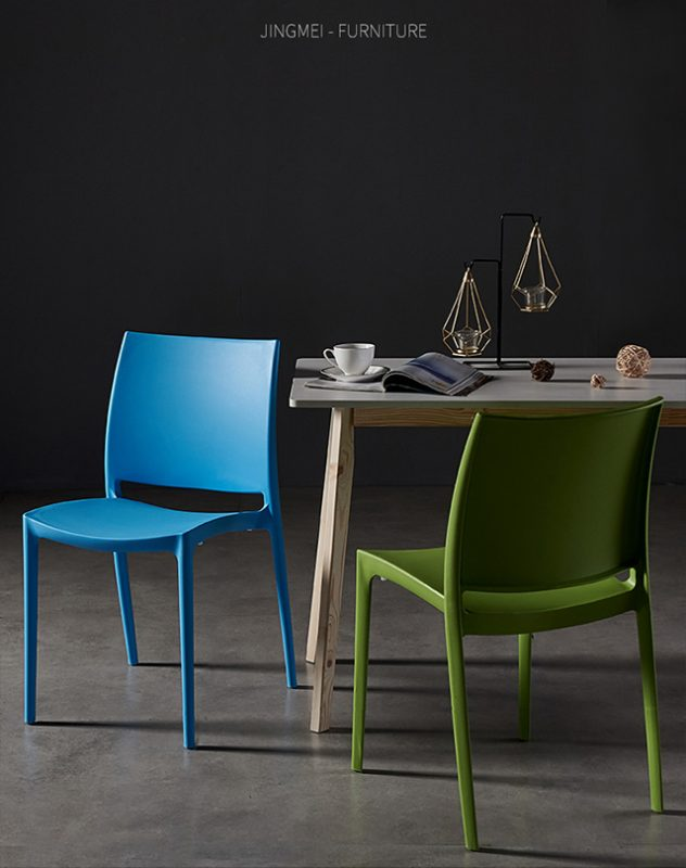 Ghế nhựa cao cấp Nevi chair WC032