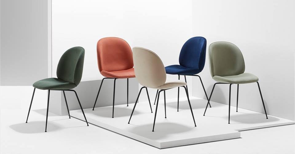 Ghe Beetle chair cao cap win chair