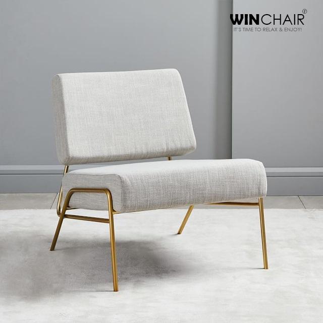 Ghế phòng khách Slipper chair WC146