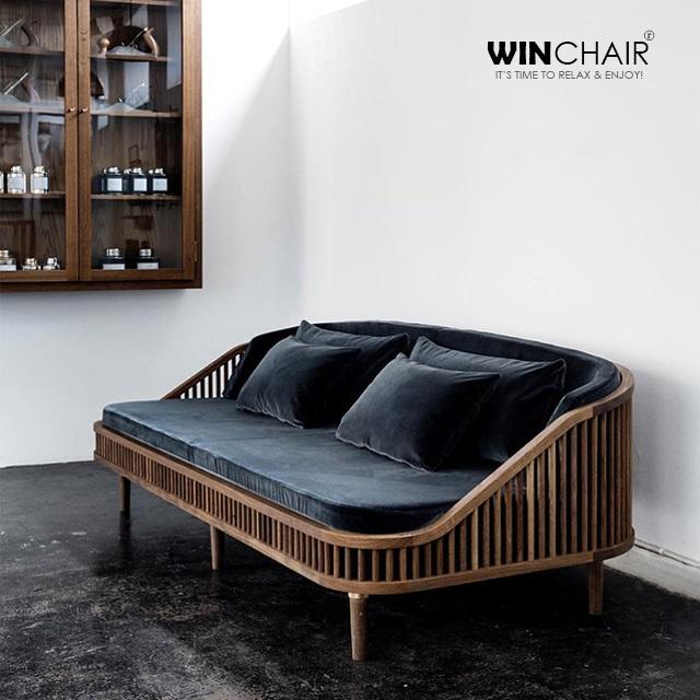 Ghế sofa băng KBH Dedar WC179