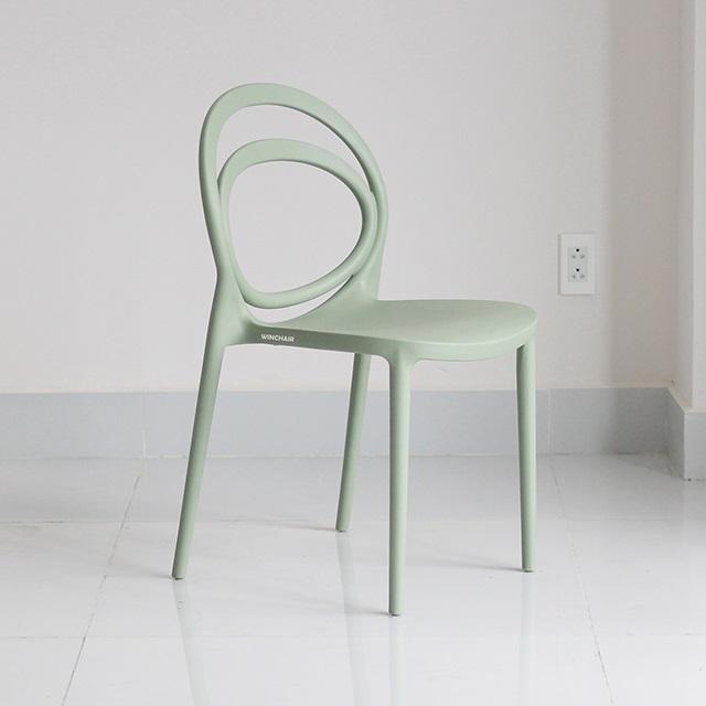 Ghế nhựa cao cấp Rio WC205