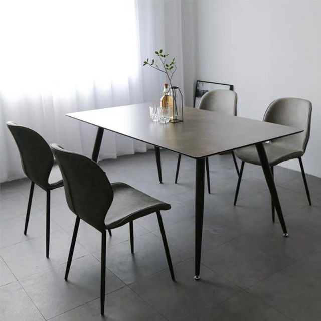 Bộ bàn ăn 4 ghế hiện đại CB011