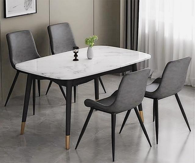 Bộ bàn ăn 4 ghế Zenta CB012