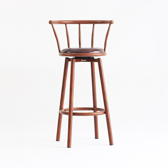 Ghế bar Bamboo màu nâu