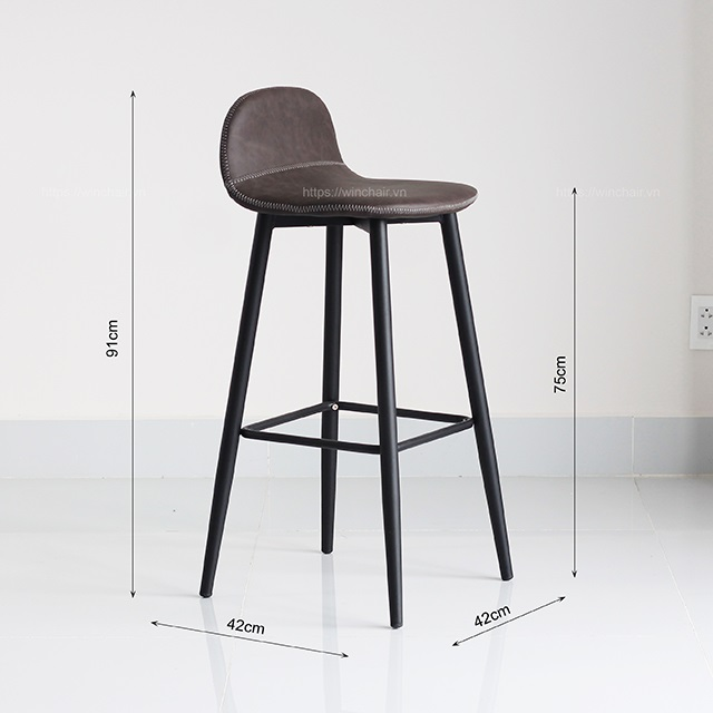 Ghế quầy bar Grado Stool WC114