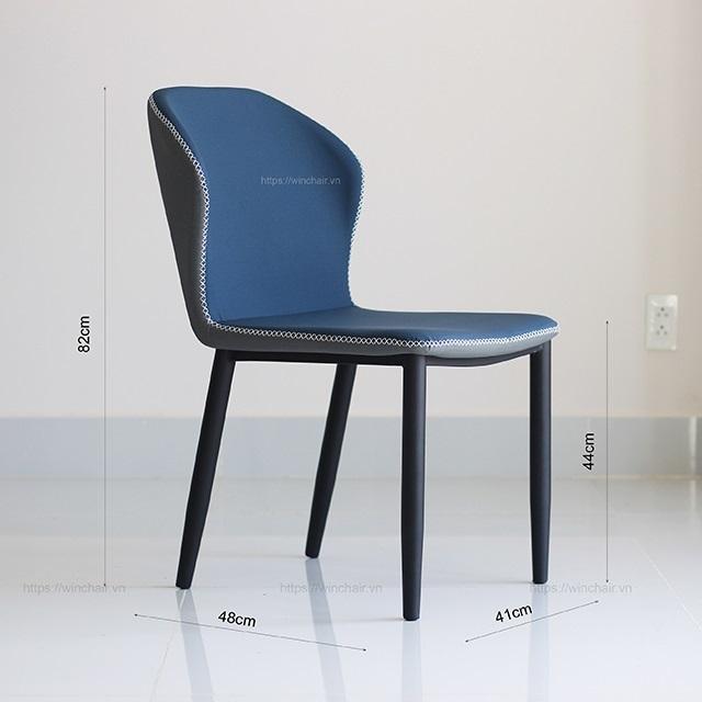 Ghế ăn hiện đại Vaz chair WC129