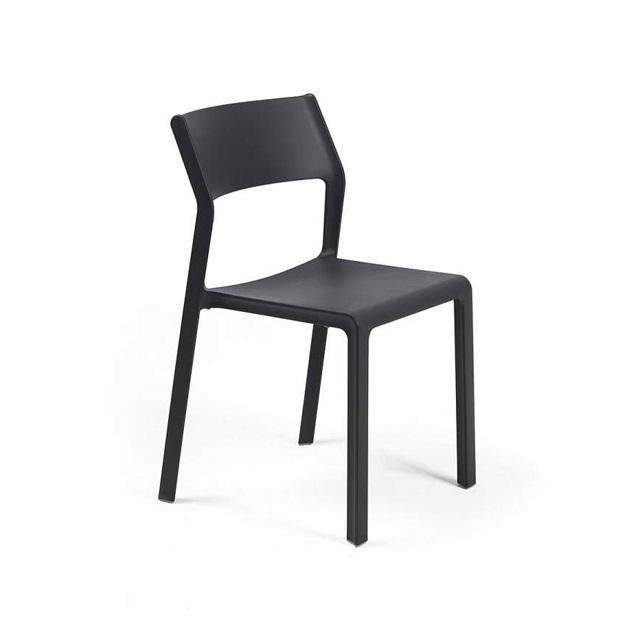 Ghế Trill Bistrot Nardi màu đen