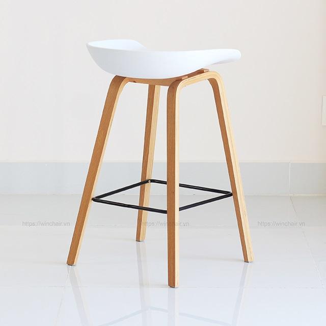 Ghế bar Malis Plywood cao 65cm
