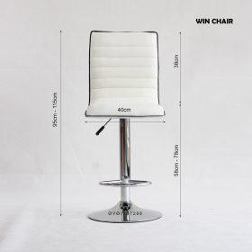 Kích thước ghế quầy bar wc007