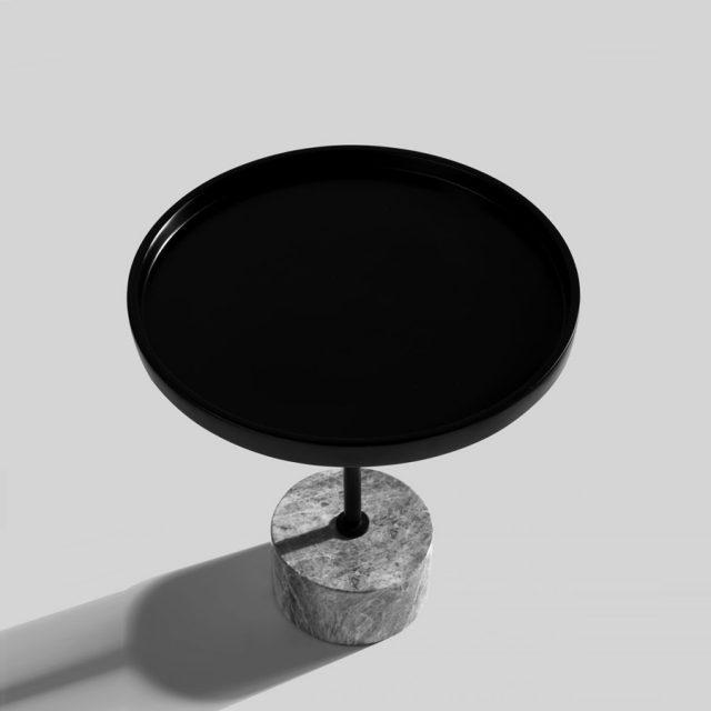 Bàn góc sofa hiện đại TB07