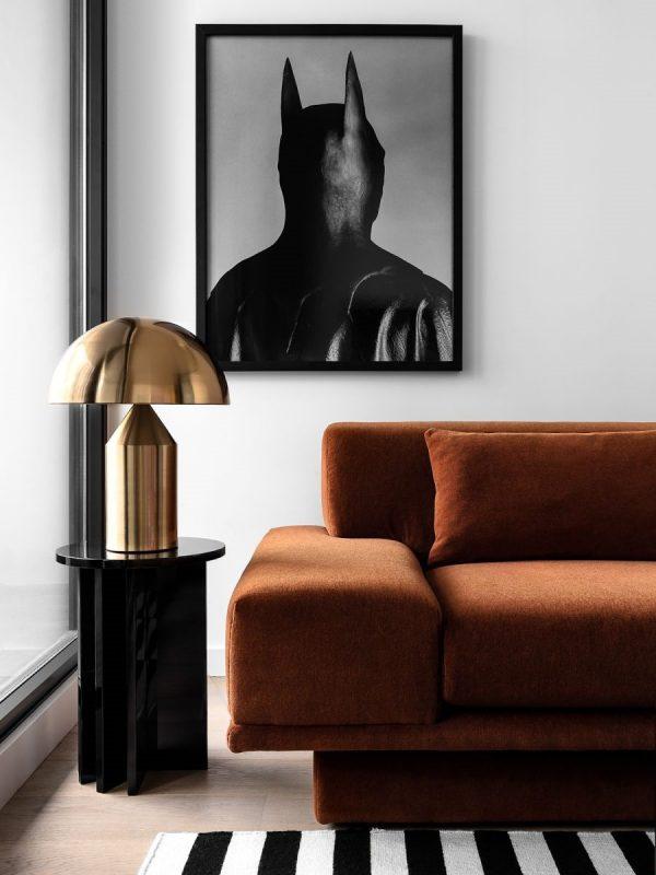 Sofa Agent 86 với chất liệu vải bố
