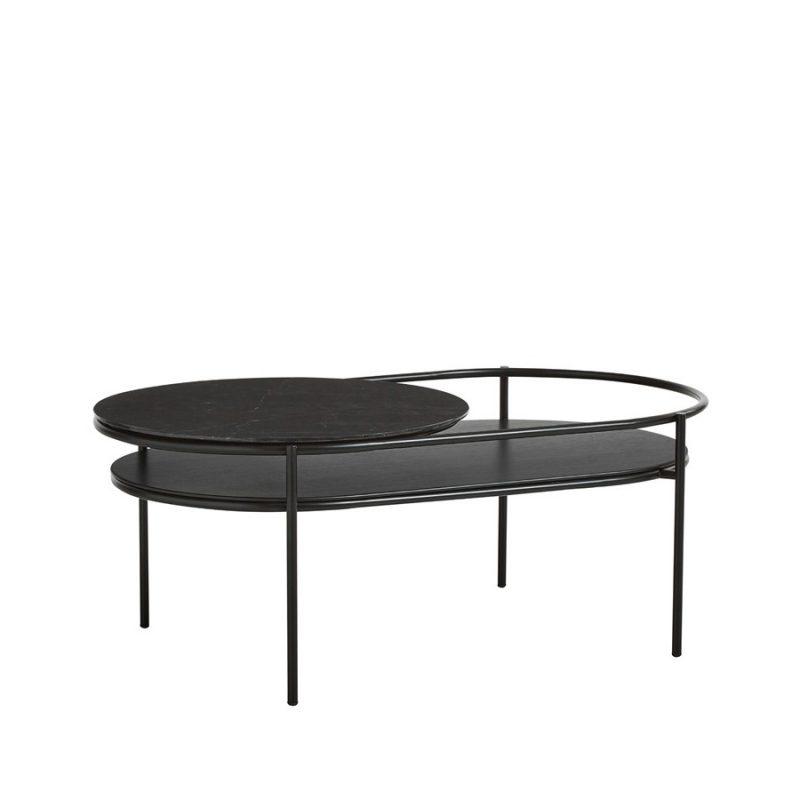 Bàn sofa mặt đá cao cấp Verde table