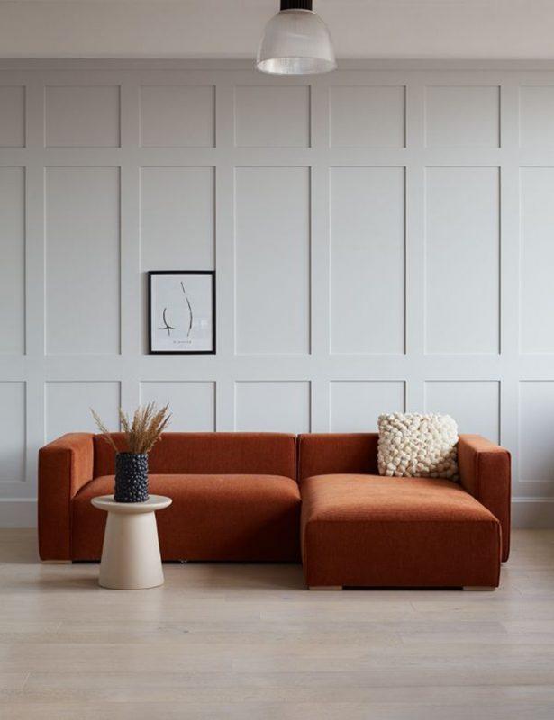 Sofa góc sang trọng Chorlton