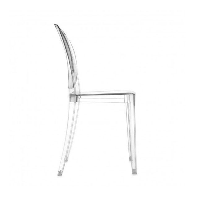 Ghế nhựa trong suốt Ghost chair WC087