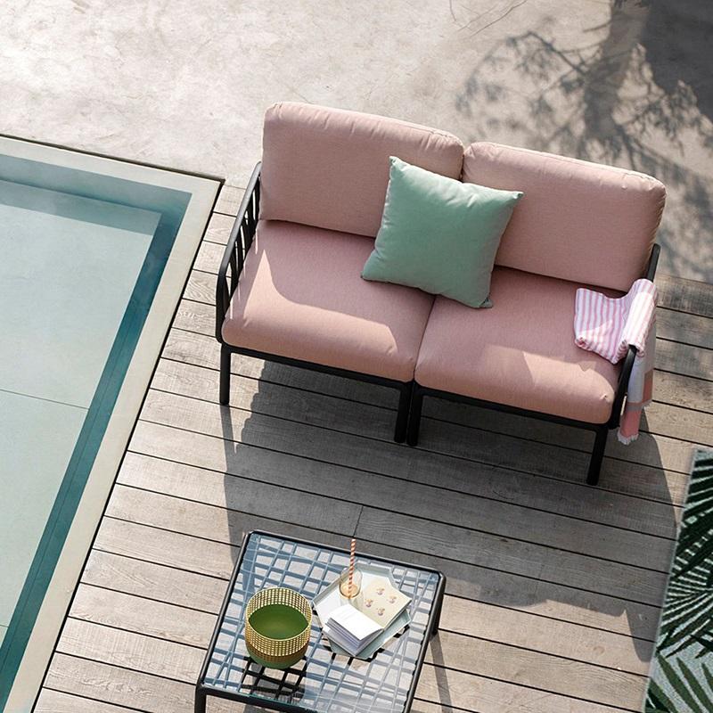 Sofa Sân Vườn Komodo Elemento WC151