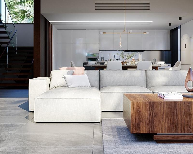 Bộ Sưu Tập Sofa Hiện Đại Của Rove Concepts
