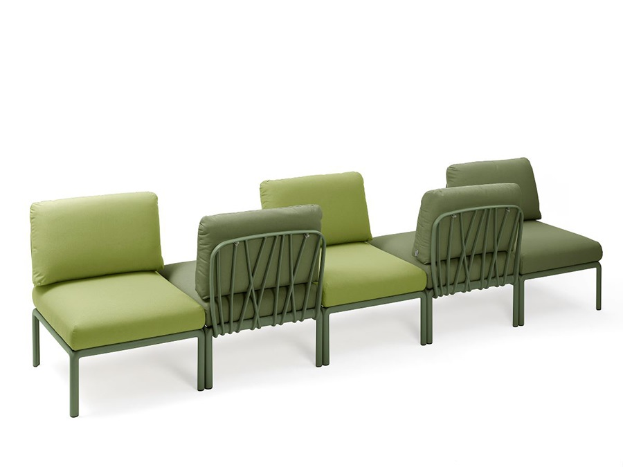 Sofa Komodo Elemento Centrale WC152