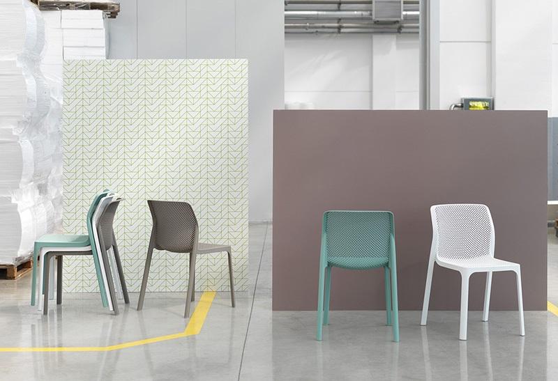 Ghế Nhựa Cao Cấp Bit Chair